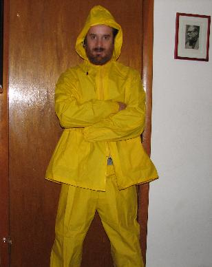 Jacob tanenbaum teacher at sea foul weather gear for Foul weather fishing gear